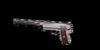 Silver Colt 1911