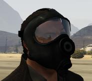 Gas Mask Michael GTA V