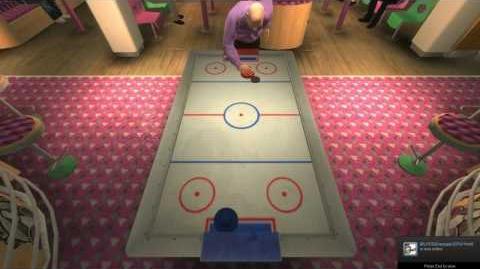 The Ballad of Gay Tony - Air Hockey