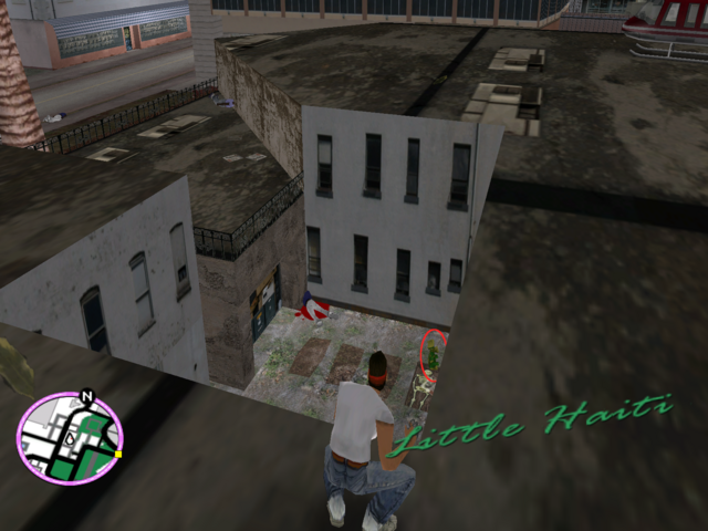 File:GTAVC HiddenPack 69 NE corner over skeleton & grave pit SE of Funeraria Romero.png