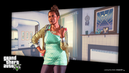 DeniseClinton-GTAV-EntryScreen Artwork