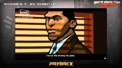 GTA Chinatown Wars - Walkthrough - Mission 4 - Payback