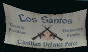 LSCDF flag