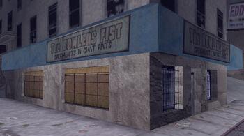 TheBowlersFist-GTA3-exterior