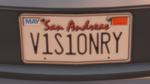 Custom Plate GTAO V1S10NRY