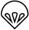 File:ParachutePickup-Blip-GTAO.png