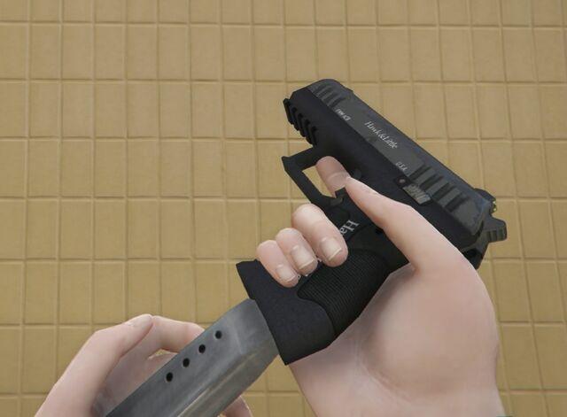 File:Combat Pistol GTAVe FPS Reload.jpg