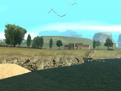 Toreno's ranch