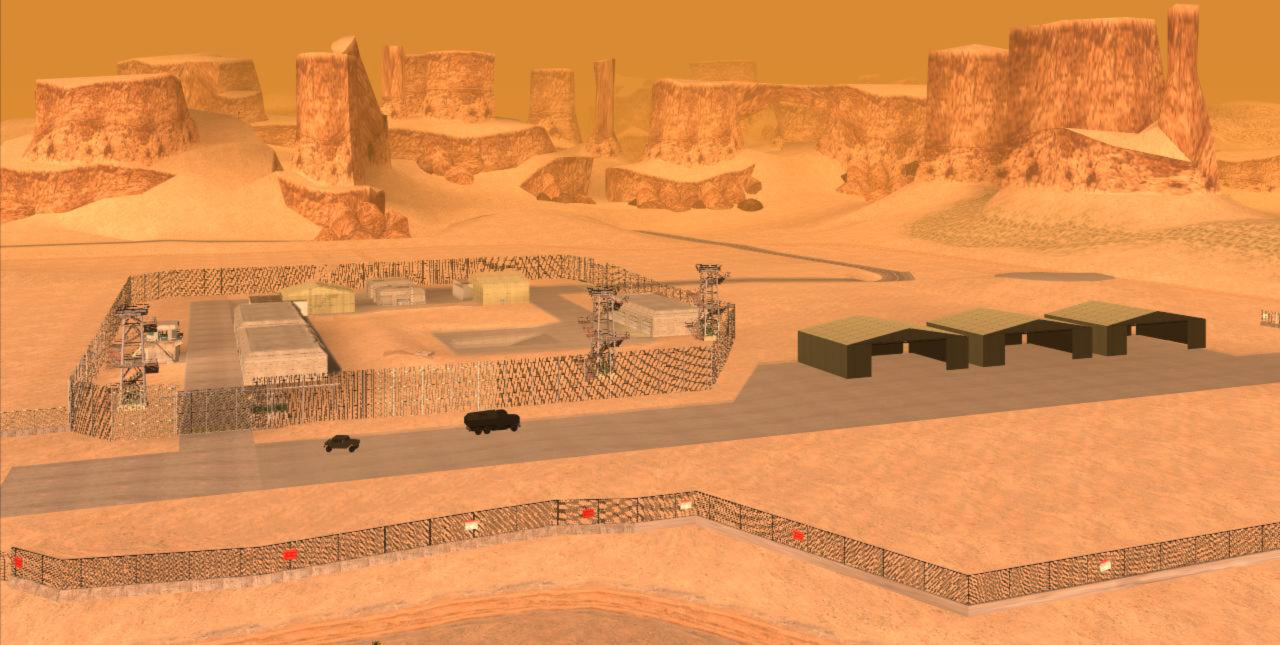 Image cj gtav transparent png gta wiki the grand theft auto wiki - Restricted Area Area 69