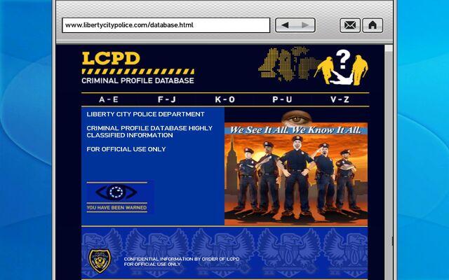 File:LCPDDatabase-GTAIV-Website.jpg