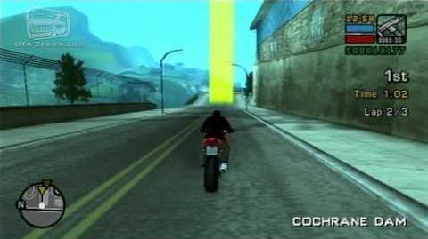GTA Liberty City Stories - Walkthrough - Street Race - Gangsta GP