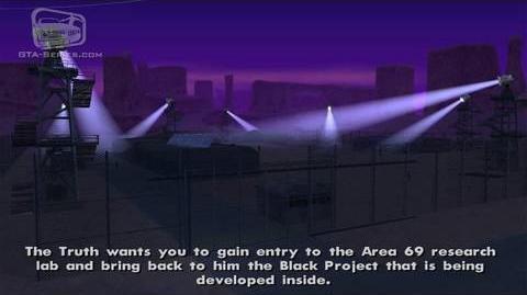 GTA San Andreas - Walkthrough - Mission 72 - Black Project (HD)