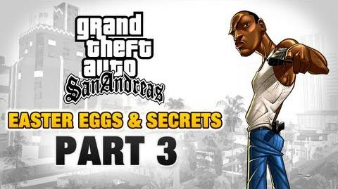 GTA San Andreas - Easter Eggs and Secrets - Part 3