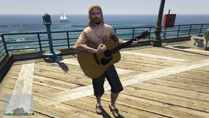 Busker-GTAV-Guitarplayer