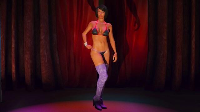 dance game online