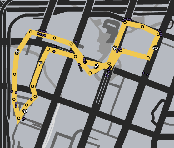 Bad-San Andreas GTAO Verified Map