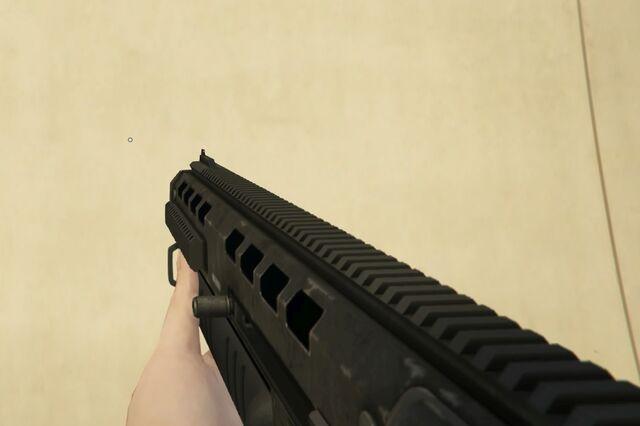 File:Assault Shotgun GTAVe FPS Aim.jpg