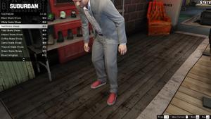 Michael-SuburbanFootwear3-GTAV