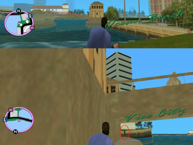 File:GTAVC HiddenPack 07 centered under bridge abutment of South-most bridge East end (Ocean Beach side).png