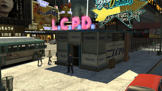 StarJunctionPoliceDepartment-GTAIV-Exterior
