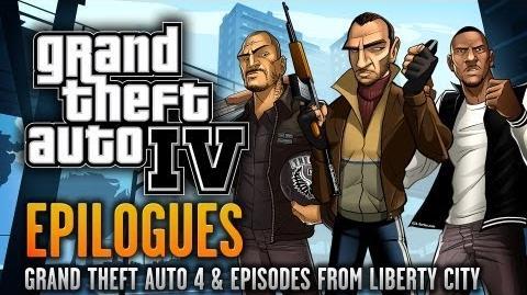 GTA 4 - Epilogues