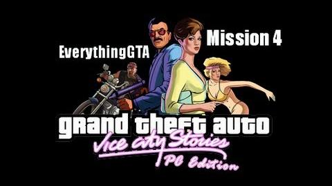 GTA Vice City Stories PC Edition Mission 4- Cholo Victory (Beta3)
