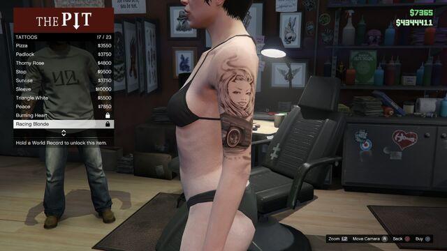 File:Tattoo GTAV-Online Female Left Arm Racing Blonde.jpg