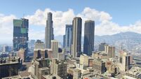 Downtown Los Santos (V)