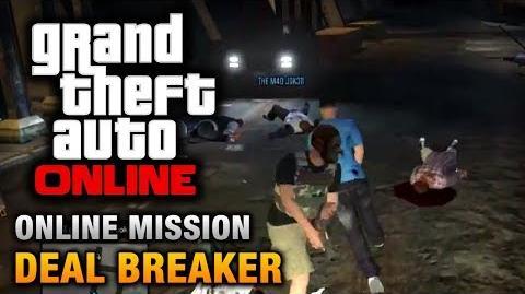 GTA Online - Mission - Deal Breaker Hard Difficulty