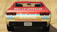RedwoodGauntlet-GTAV-Rear
