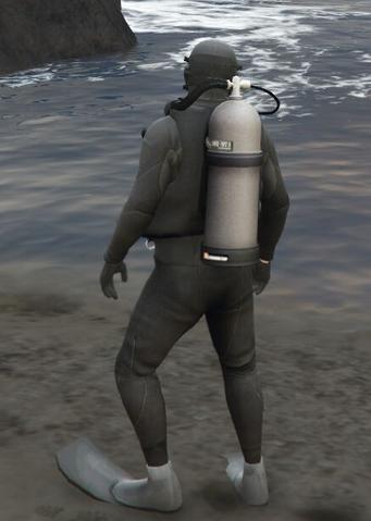 File:Scuba Suit GTAVpc Michael DirectorMode FullGear Rear.png