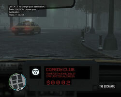 Taxiride-GTAIV-selection