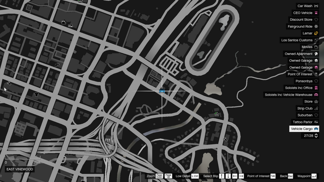 File:Vehicle Import Parked GTAO Bridge Street Map.png