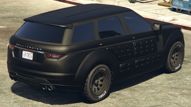 File:BallerLEArmored-GTAO-rear.png