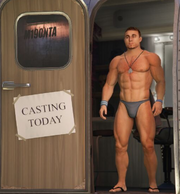 Director Mode Actors GTAVpc BeachBums M Bodybuilder