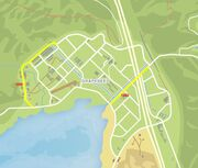 Grapeseed Avenue GTAV 2 Sections