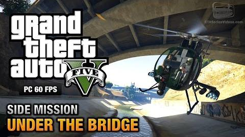 GTA 5 PC - All Under the Bridge Challenges