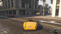 Vehicle Export Showroom GTAO Luxury Auots