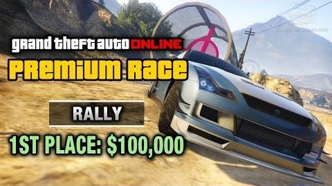 GTA Online - Premium Race 13 - Rally (Cunning Stunts)