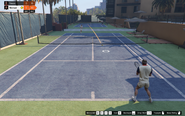 Tennis-GTAV-PCControls