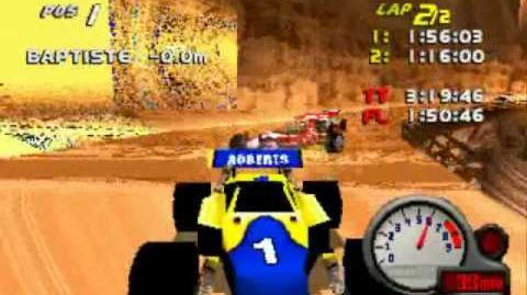 Egypt 1 (Roberts, Semi-Rampage) Grand Tour Racing 98