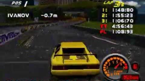 Hong Kong 6 (Xu) Grand Tour Racing 98 Total Drivin