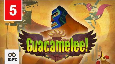 Guacamelee Gameplay Walkthrough Part 5 - Tule Tree