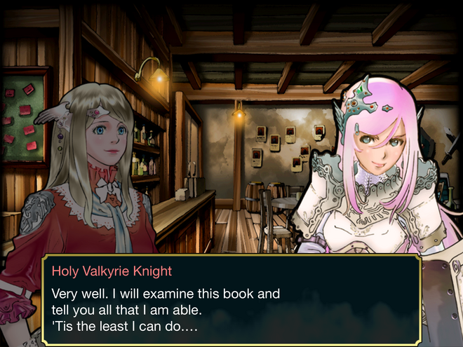 Holy Valkyrie Knight