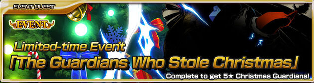 The Guardians Who Stole Christmas Banner
