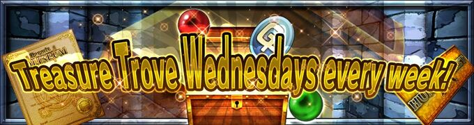 Treasure Trove Wednesdays Banner