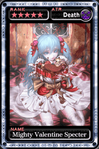 Mighty Valentine Specter