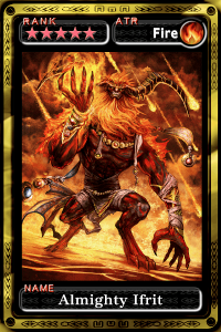 Almighty Ifrit