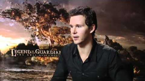 Legend of the Guardians - Ryan Kwanten interview