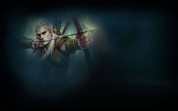 Legolas bio background